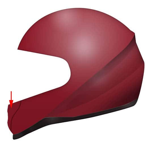 Tutorial Photoshop Drawing a Helmet